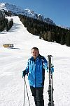 Ski Area Carezza, South Tyrol, Italy
