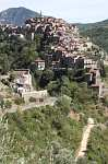 Apricale in Liguria, founded 1000