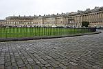 Royal Crescent in Bath, England