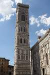 The Campanile of Giotto, Florence, Italy