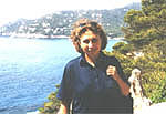 At sea, Mallorca, 2000