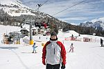 At Paolina chairlift, Ski Area Carezza